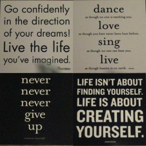 INSPIRATION QUOTES ,TELL ME?