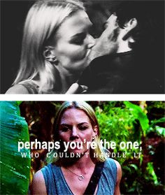 Emma and Hook - Once Upon a Time
