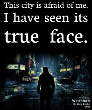 Rorschach From Watchmen Movie Quotes