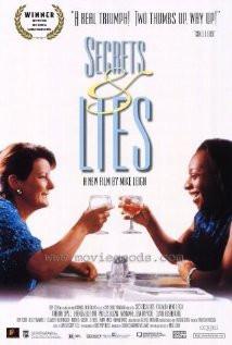 Secrets & Lies (1996) Poster
