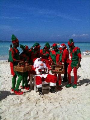 christmas tree is a christmas tradition jamaicans take christmas ...