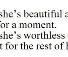 Worthless Quotes Quote me beautiful