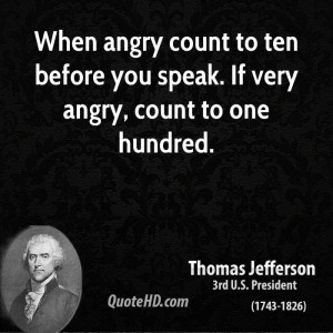 Angry Quotes
