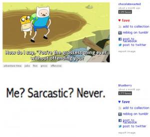 adventure adventure time sarcasm sarcastic funny quotes haha