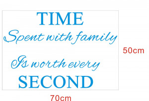 Family Time Quotes Time Spent With Family is