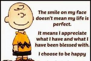 Charlie Brown says...