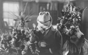 Still of Kermit the Frog in The Muppet Christmas Carol (1992)