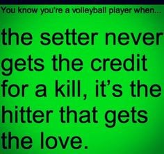 ... sport credit volleyball positions volleyball setters setter volleyball