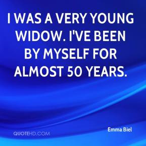 Widow Quotes