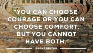 Make 2015 The Year You Dare Greatly