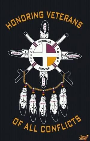 Honoring Native Veterans