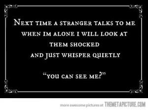 funny stalker idea quote