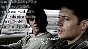 Big Family Secret - supernatural-quotes Photo