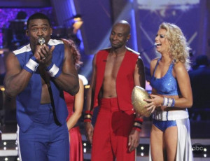 ... round ten final results names jerry rice michael irvin still of jerry