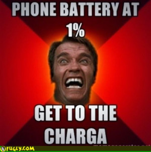 Get To The Charga