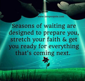 Faith quote via www.IamPoopsie.com