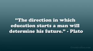 Famous Plato Quotes On Education