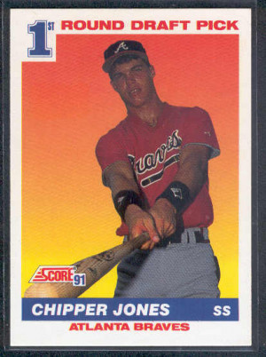 On Chipper Jones' Retirement: Memories, Numbers and Quotes