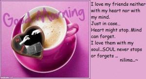 good morning smile positive thinking inspirational quotes motivational ...
