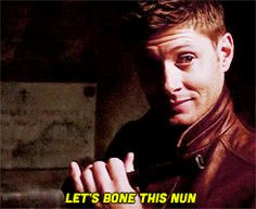 Best Supernatural quotes. They don't have