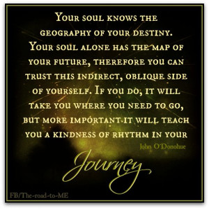 John O'Donohue ~ trust your soul