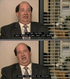 The Office Kevin Quotes Kevin malone / the office / #