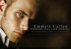 emmett cullen Image
