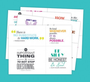 Just choose one of the templates below, download and print!