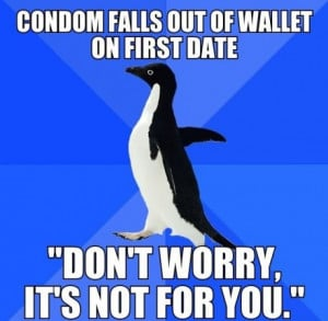 Socially Awkward Penguin Love Funny Pictures Quotes Pics
