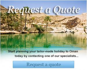 Oman Request a Quote
