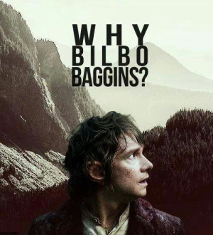 the hobbit bilbo baggins quotes
