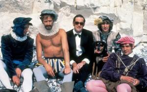 Monty Python reunion: Monty Python's Flying Circus: Michael Palin ...