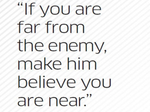 Quote by: Sun Tzu