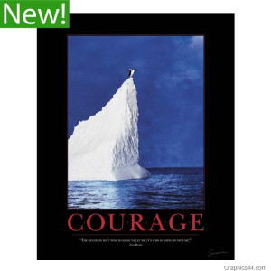 Courage Moving On Quotes Pictures