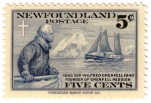 File:1941 Newfoundland Postage stamp Wilfred Grenfell.jpg