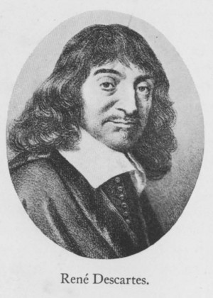 "Born in La Haye, France (renamed ""Descartes""); died in Stockholm ..."