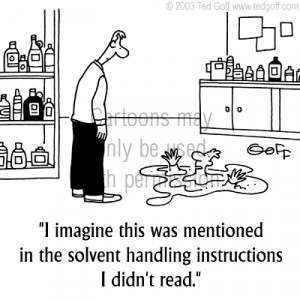 lab safety cartoon - Google Search