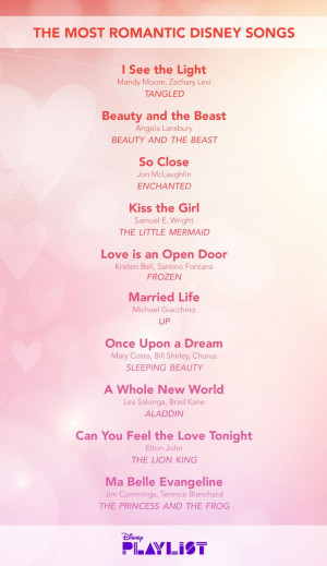 ... Disney Playlists, Enchanted Movie Quotes, Romantic Playlists, Disney
