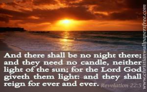 Revelation Bible Verse Wallpaper