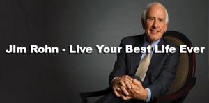 "One of Jim Rohns best talks Emanuel James ""Jim"" Rohn was an ..."