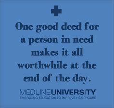 ... all worthwhile at the end of the day. #Nurses #Nurse #Quotes #MedlineU