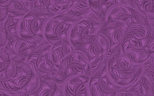 Crazy Big Purple Pattern Image