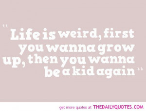 : Weird Quotes About Love , Funny Quotes About Life , Weird Quotes ...