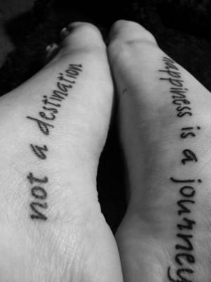 tattoos on feet quotes. tattoos on feet quotes. my 4th tattoo, my ...