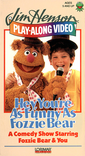 Hey You Funny Fozzie Bear Muppet Wiki