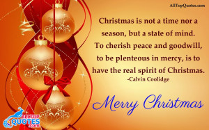 Christmas Quotes with Nice images. English Merry Christmas Quotes ...