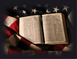 Flag&Bible Pictures, Images and Photos