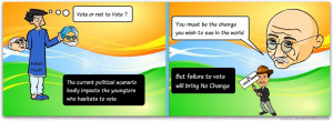 Revolutionize Indian General Elections 2014 using Social Mobile Apps