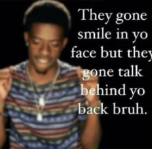 Rich Homie Quan quote from his song