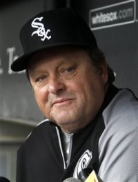 Don Cooper White Sox Pitching Coach